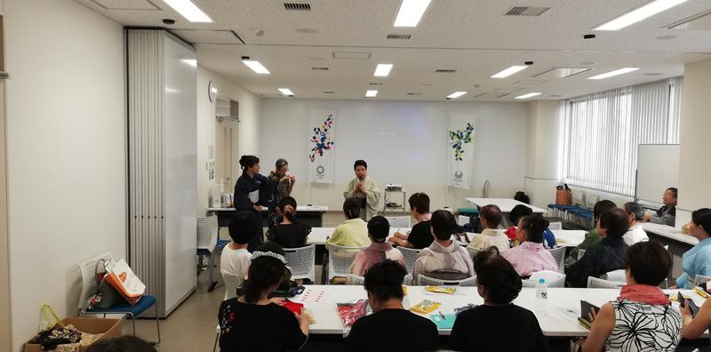 「元気なパラリンピック応援団INこまえ」発足 9月1日