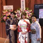 「Kimono」de「おもてなし」バリアフリー着物展